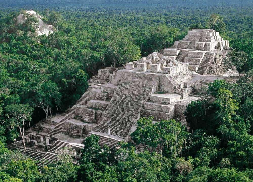 Campeche en Mexico
