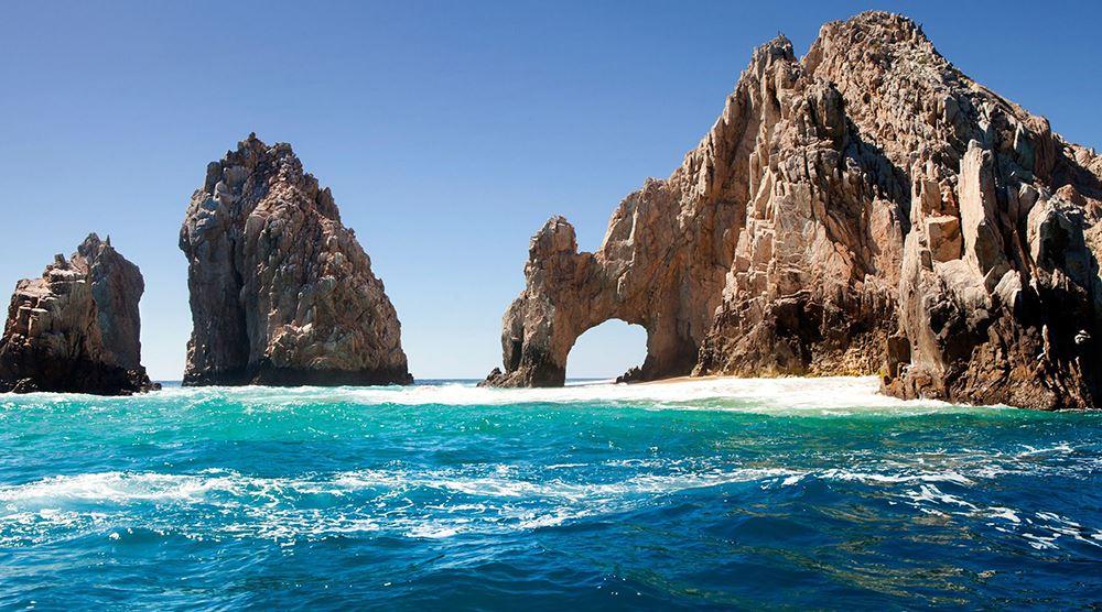 Cabo San Lucas en Mexico