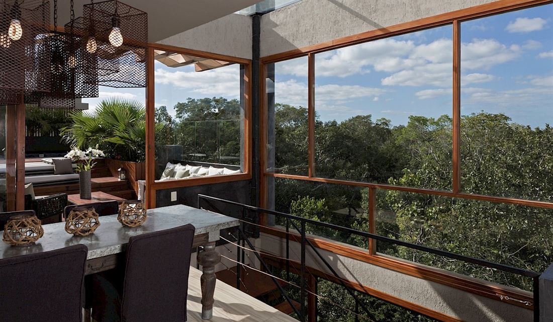 Lujoso condominio de 3 recámaras en venta en Tulum