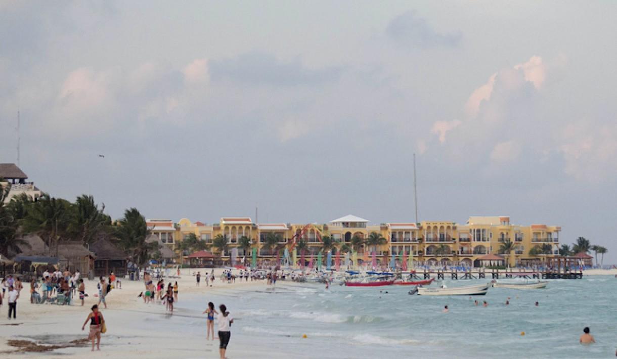 Magnífico lote grande en venta en Playa del Carmen