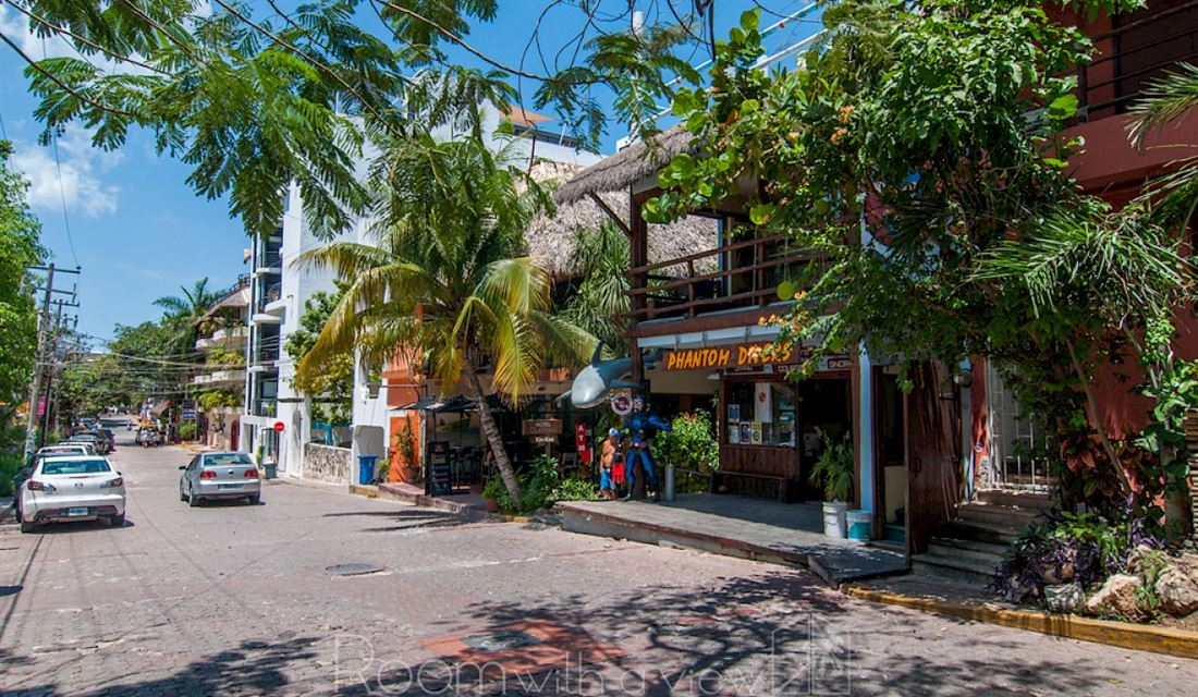 Lujoso ático de 2 plantas en Playa del Carmen en venta