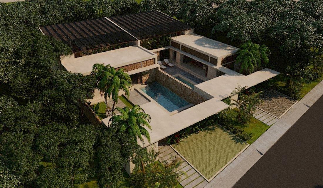 Bonitas propiedades residenciales en Tulum en venta